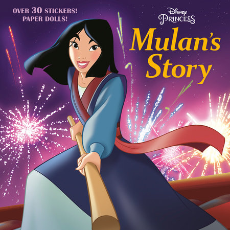 Mulan's Story (Disney Princess) by Judy Katschke
