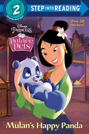 Mulan's Happy Panda (Disney Princess: Palace Pets) by RH Disney