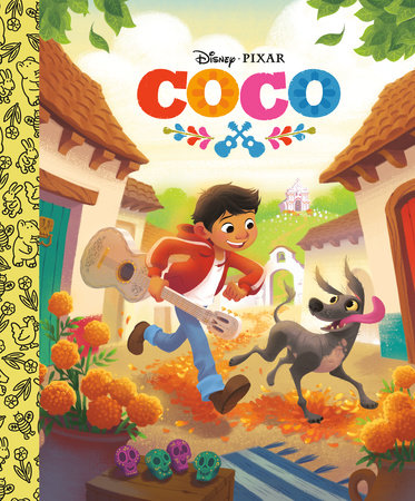 Coco Little Golden Board Book (Disney/Pixar Coco) by Golden Books