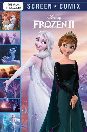 Frozen 2 (Disney Frozen 2) by RH Disney