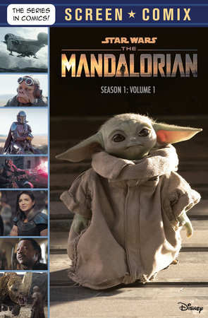 The Mandalorian: Season 1: Volume 1 (Star Wars) by RH Disney