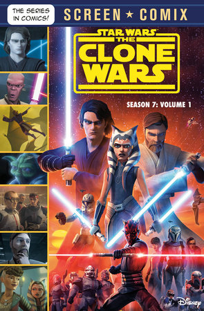 The Clone Wars: Season 7: Volume 1 (Star Wars) by RH Disney