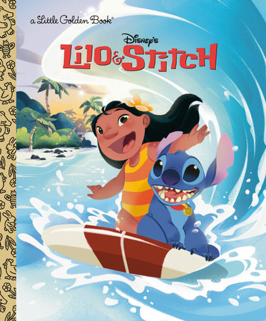 Lilo & Stitch (Disney Lilo & Stitch) by Golden Books