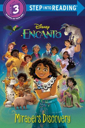 Disney Encanto Step into Reading #2 (Disney Encanto)