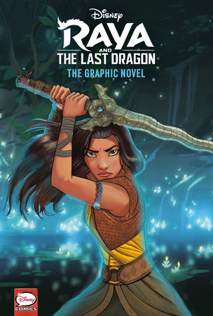 Disney Raya and the Last Dragon: The Graphic Novel (Disney Raya and the Last  Dragon) by RH Disney