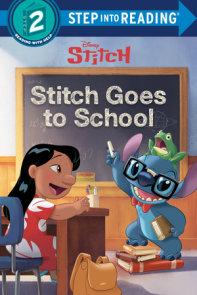 Stitch Goes to School (Disney Stitch)