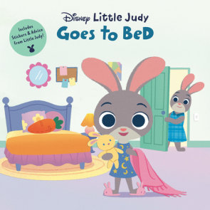 Little Judy Goes to Bed (Disney Zootopia)
