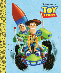 Disney/Pixar Toy Story Little Golden Board Book (Disney/Pixar Toy Story)