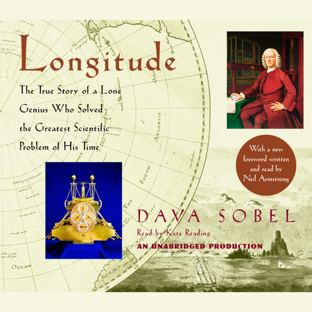 Longitude by Dava Sobel