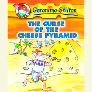 Geronimo Stilton Book 2: The Curse of the Cheese Pyramid