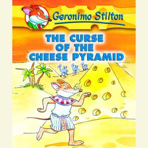 Geronimo Stilton Book 2: The Curse of the Cheese Pyramid