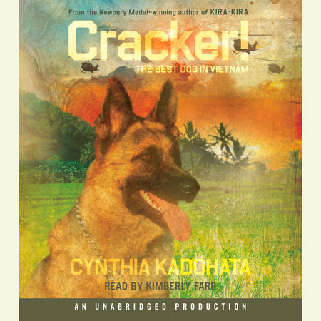 Cracker! by Cynthia Kadohata