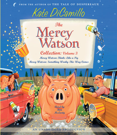 The Mercy Watson Collection Volume III by Kate DiCamillo