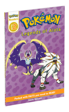 Prima Games Reader Level 2 Pokemon: Legends of Alola by Simcha Whitehill