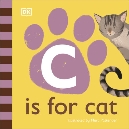 C is for Cat by DK
