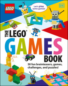 The LEGO Games Book (Library Edition)