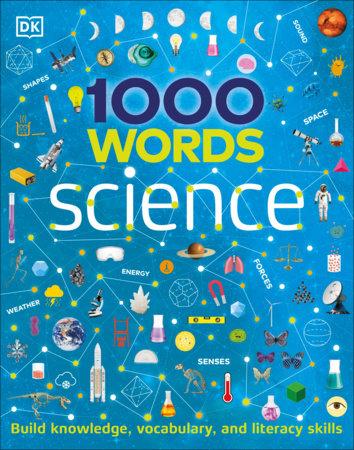 1000 Words: Science by DK