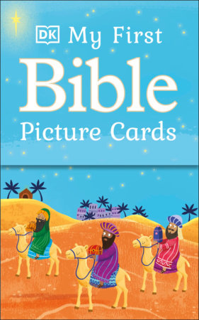My First Bible Picture Cards by DK