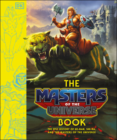 The Masters of the Universe Book by Simon Beecroft