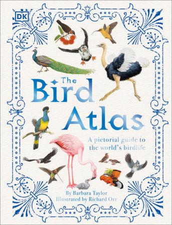 The Bird Atlas by Barbara Taylor