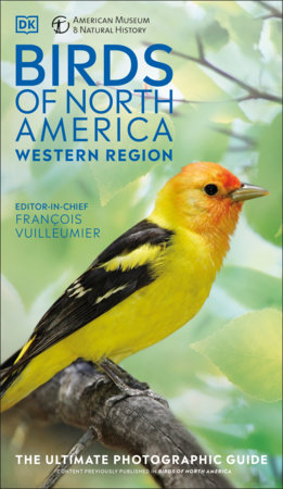 AMNH Birds of North America Western by DK