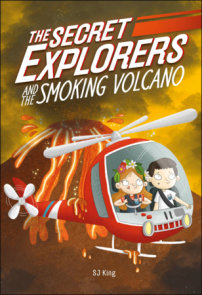 The Secret Explorers and the Smoking Volcano