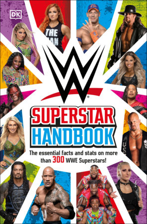WWE Superstar Handbook by Jake Black