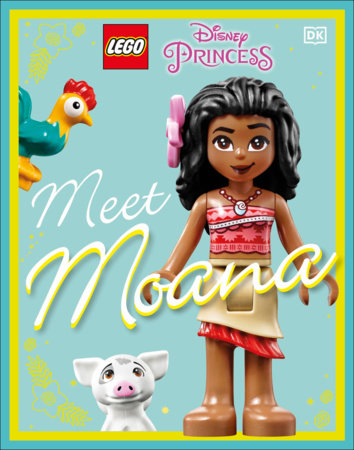 LEGO Disney Princess Meet Moana by Tori Kosara