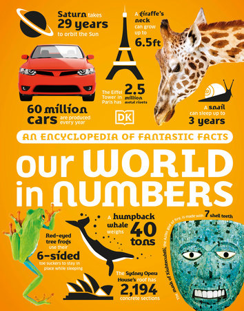 Our World in Numbers by DK