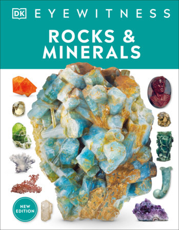 Rocks and Minerals by DK