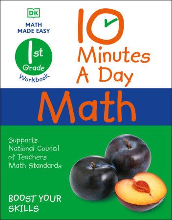 10 Minutes a Day Math, 1st Grade by Carol Vorderman