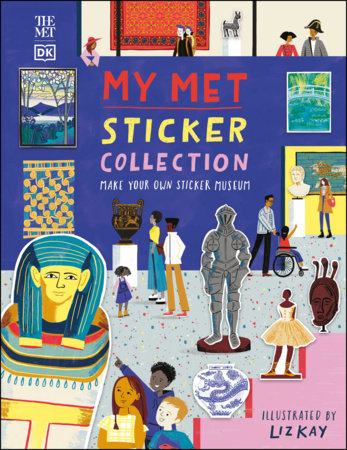 My MET Sticker Collection by DK
