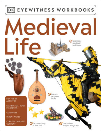 Eyewitness Workbooks Medieval Life by DK