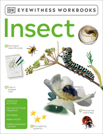 Eyewitness Workbooks Insect
