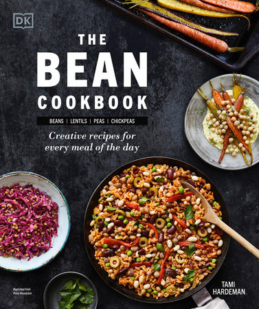 The Bean Cookbook by Tami Hardeman