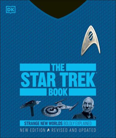 The Star Trek Book New Edition by Paul J. Ruditis