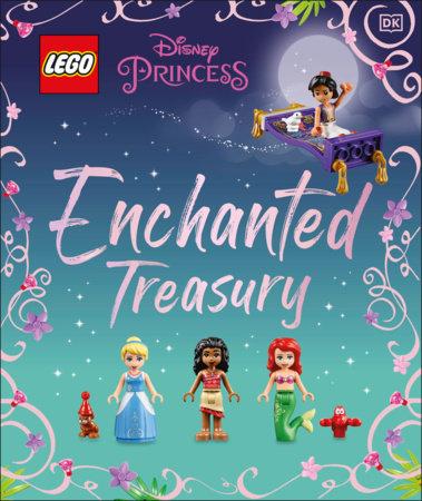 LEGO Disney Princess Enchanted Treasury by Julia March
