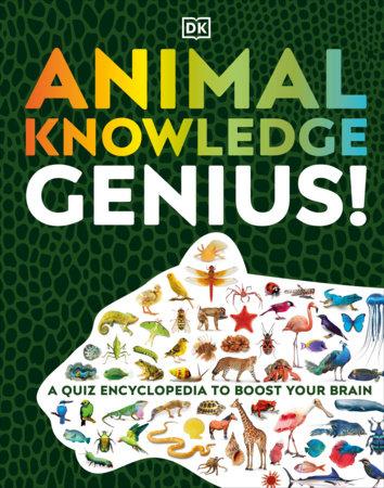 Animal Knowledge Genius by DK