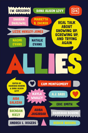 Allies by Shakirah Bourne and Dana Alison Levy