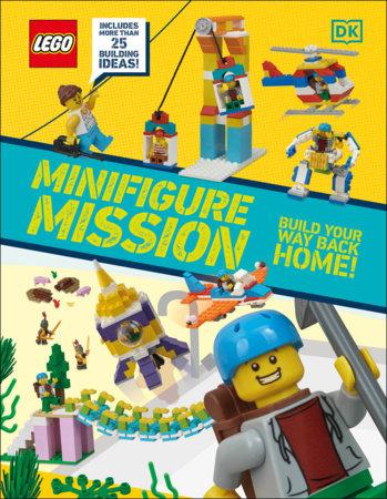 LEGO Minifigure Mission (Library Edition) by Tori Kosara