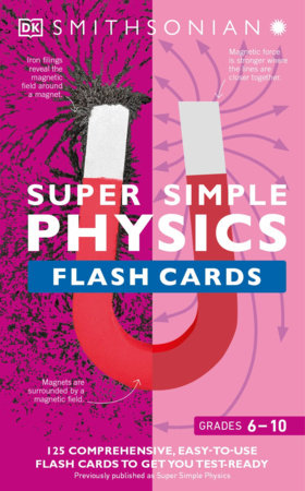 Super Simple Physics Flash Cards by DK