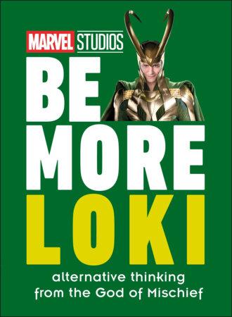 Marvel Studios Be More Loki by DK