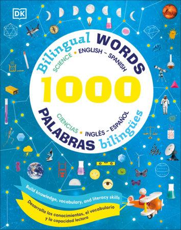 1000 Bilingual STEM Words by DK
