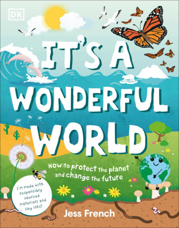 It's a Wonderful World by Jess French