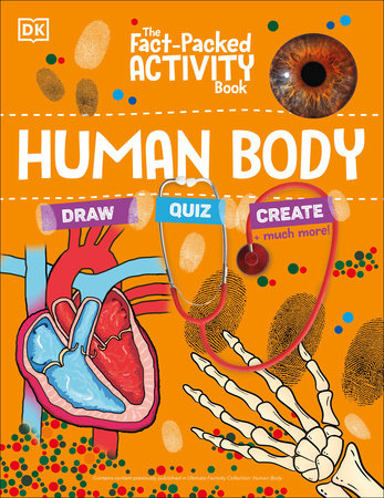 The Fact-Packed Activity Book: Human Body by DK