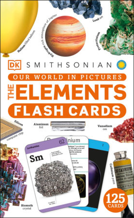 Our World in Pictures: The Elements Flashcards by DK