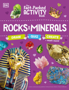 The Fact-Packed Activity Book: Rocks and Minerals