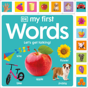My First Words: Let's Get Talking