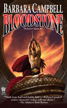 Bloodstone by Barbara Campbell
