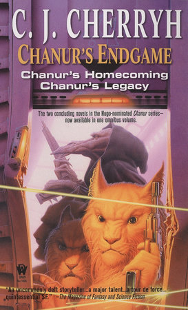 Chanur's Endgame by C. J. Cherryh